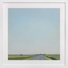 Kansas Morning by Catherine Freshley at minted.com