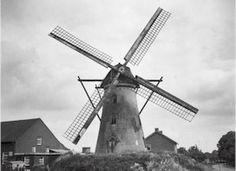 Oude foto van Sint Annamolen Keent die in 2012 100 jaar bestaat.