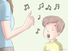 How to teach children to sing