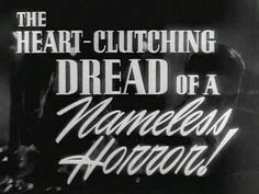 'The Uninvited' theatrical trailer: with Ray Milland, Ruth Hussey, Donald Crisp, and Cornelia Otis Skinner. Classic Horror Movies, Horror Films, Horror Icons, Classic Films, Horror Art, Ruth Hussey, The Uninvited, Title Card, Scary Movies