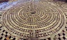 @ravennafestival: É uno dei luoghi di cui #Ravenna va fiera, all'interno c'è un #labirinto descritto anche da #GustavKlimt #SanVitale