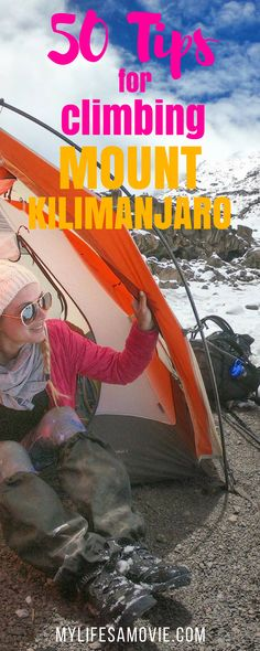 50 tips on how to climb Mount Kilimanjaro in Africa