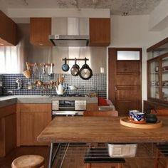 気分が上がる素敵なキッチン7選