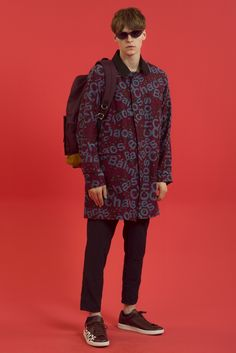 Undercover Men's RTW Spring 2015 - Slideshow - Runway, Fashion Week, Fashion Shows, Reviews and Fashion Images - WWD.com