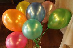 Biologisk nedbrydelige balloner