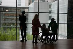 Believe it or not, despite almost five decades' worth of disability awareness, there are still museums whose entrances do not meet #ADA compliance standards for #accessibility.