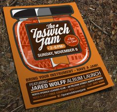 The Ipswich Jam w/ Jared Wolff Norths, Nov2015