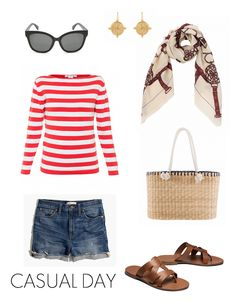 89cd05391d08 Fashion Friday  Classic New England Summer Outfits (elements of style)