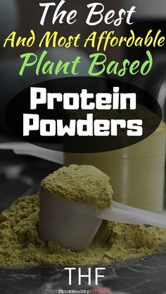 Finding the best plant protein powders for weight loss can be difficult. Metabolism Foods, Speed Up Metabolism, Breakfast Smoothies For Weight Loss, Weight Loss Smoothies, Lose Weight At Home, How To Lose Weight Fast, Losing Weight, Weight Loss Goals, Fast Weight Loss