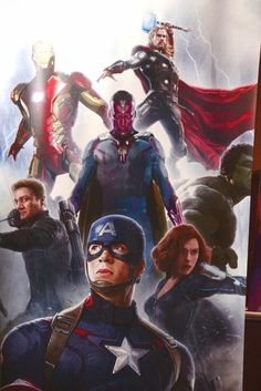 "BLOG DO MARKINHOS: Novo trailer de ""Vingadores: Era de Ultron"" revela..."