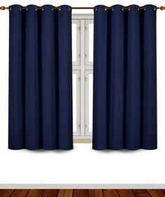 Utopia bedding's Blackout curtains