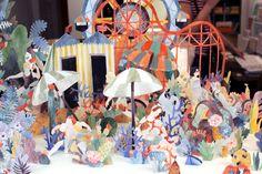 Julia Spiers' Sprawling, Dream-Like 3D Illustration