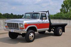 old ford trucks 1979 Ford Truck, Old Pickup Trucks, Farm Trucks, Ford 4x4, Lifted Ford Trucks, 4x4 Trucks, Diesel Trucks, Cool Trucks, Chevy Trucks