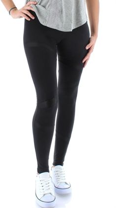 """The Chelsea      Buskins Couture is our BRAND NEW line dedicated to those who enjoy the """"finer things in life."""" The stylish leggings offered in this line are High End quality made from a supplex and spandex material."""