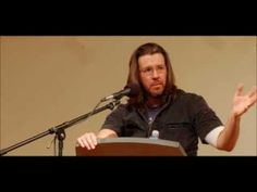 david foster wallace college thesis Wallace, this is water speech of this speech is a commencement speech that was given at a graduation in 2005 at kenyon college by david foster wallace persona.