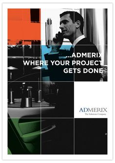 Company Profile : Admerix Singapore on Behance