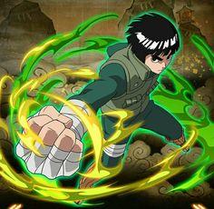 Rock Lee Kakashi Hatake, Naruto Shippuden Anime, Naruto Art, Anime Naruto, Boruto, Rock Lee, Naruto Wallpaper, Best Games, Ninja