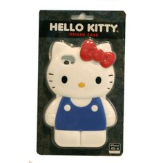 Product: Hello Kitty Die-Cut iPhone 4S Case
