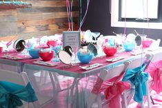 Spa Party Birthday Party Ideas | Photo 1 of 34 | Catch My Party