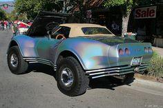 19xx Chevrolet Corvette - custom 4x4 - 4 | Flickr - Photo Sharing!