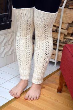 Drops Design, Diy Clothing, Knitting Socks, Leg Warmers, Ravelry, Raspberry, Cream, Pattern, Clothes