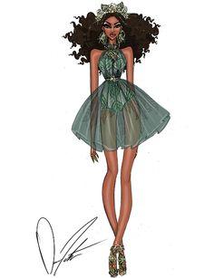 Disney Fashion Frenzy - Tiana By: Daren J