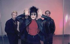 Siouxsie and the Banshees, 1980.
