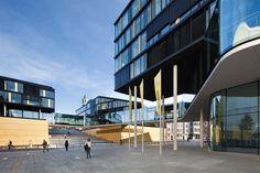 Oficinas Centrales Aachenmünchener / Kadawittfeldarchitektur