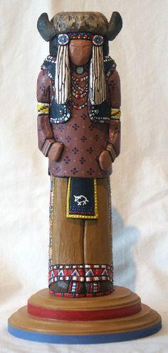 Buffalo Medicine Man  sold