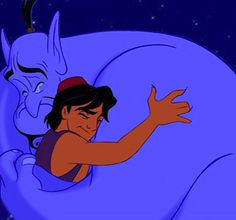 Some Of Robin Williams' Genie Outtakes Are Here And They Will Make You…