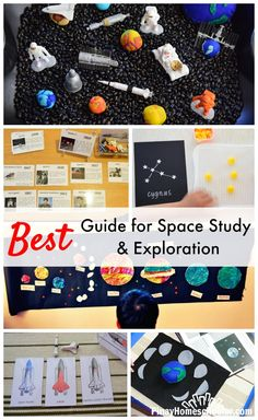 Best Guide for Space Study & Exploration
