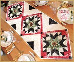 table runner christmas patchwork - Google-Suche