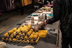 Swiss carpet manufacturer Ruckstuhl at the Designer's Saturday 2016 in Langenthal, Switzerland. Carpet Manufacturers, Natural Materials, Rugs On Carpet, Switzerland, Designers, Table Decorations, Home Decor, Decoration Home, Room Decor