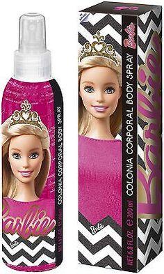 Mattel Barbie for Kids Colonia Body Spray, 6.8 Ounce 3