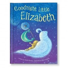 Personalized night time storybook. Say goodnight to a special little one in your life every night and make them feel like one in a million!