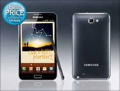 Galaxy Note nero a 499€