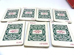 Vintage Antique Card Game PIT 1903 First Edition Patent Pending Parker Brothers #ParkerBrothers