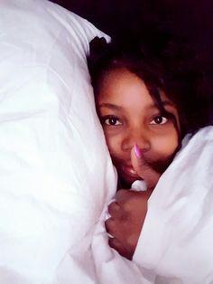 Bed mood @missminichoco