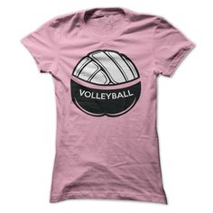 Volleyball T Shirts, Hoodies. Check price ==► https://www.sunfrog.com/Sports/Volleyball--Ladies.html?41382 $19