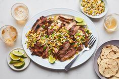 Grilled Pork Shoulder, Best Grilled Pork Chops, Boneless Pork Shoulder, Grilled Chicken, Grilled Pork Belly Recipe, Grilled Meat, Corn Recipes, Pork Chop Recipes, Mexican Recipes