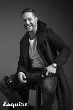 """tomhardyvariations: """" Digital Spy on some things Tom says about TABOO in Esquire """" Tom Hardy has opened-up about his role in upcoming drama series Taboo, comparing his revenge-seeking adventurer to a cannibal serial killer. The actor's gritty BBC/FX..."""