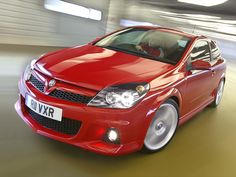 Red Vauxhall Astra Vxr Wallpapers