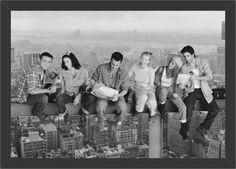 Friends - No alto de Nova Iorque