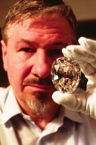 The Cullinan I – aka the Star of Africa. 530.20 carat diamond.