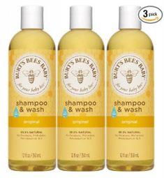 Burt's Bees Baby Shampoo & Wash, Original Tear Free Baby Soap – Baby & Kid – Burt's Bees Baby Shampoo & Waschen, Original reißfreie Babyseife – Baby & Kind – # Burts Shampoo For Dry Scalp, Organic Shampoo, Baby Shampoo, Toddler Shampoo, Dry Baby Scalp, Eczema Shampoo, Best Body Wash, Perfume Fahrenheit, Perfume Invictus