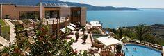 Hotel Resort wellness SPA Lefay: vacanze benessere di lusso, soggiorno in Resort con SPA di lusso sul lago di Garda. Week end in beauty farm lago di Garda.