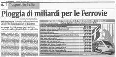 Le infrastrutture in Sicilia...una lunga attesa (3° Ep. anno 2003)   Comitato Pendolari Siciliani
