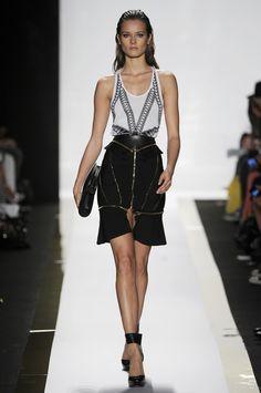 Fashion Week: Herve Leger Spring 2014 | frivolousfringe