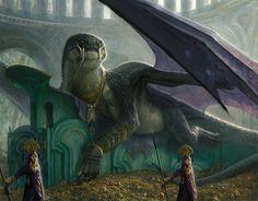 Dragonlord Silumbar - Dragons of Tarkir