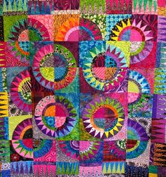 Susan's New York Beauty Quilt